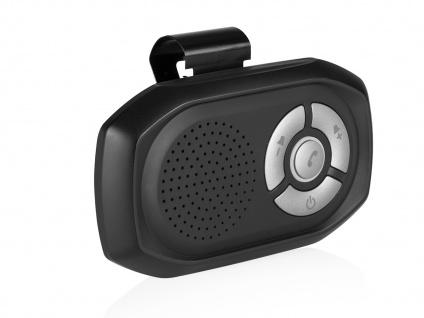 Bluetooth Auto Kit Freisprechanlage, Handsfree Freisprecheinrichtung, Laden USB - Vorschau 2