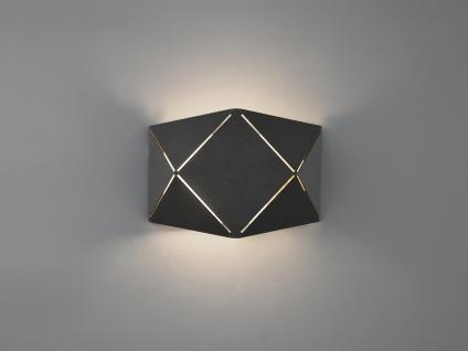 Indirekte Up and Down Wandbelleuchtung, ausgefallene kleine Wandlampen für Innen - Vorschau 1