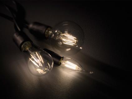 Switch Dimmer LED Leuchtmittel mit E27 Fassung mit 8 Watt und 806 Lumen Warmweiß - Vorschau 4