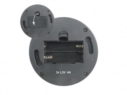 Dome Kamera Attrappe schwarz rote LED Blitzlicht - Fake Dummy Überwachungskamera - Vorschau 3
