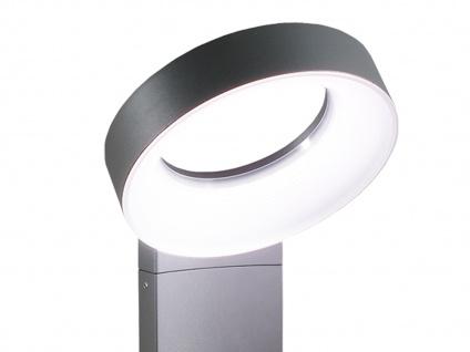 2er-Set Wegeleuchten ASTI, anthrazit, 18W HP-LEDs, 1400 Lumen, 5000K - Vorschau 3