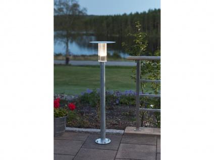 2er Set Konstsmide LED Mastleuchte Wegeleuchte MODE, bruchsicher, Lampe außen - Vorschau 5
