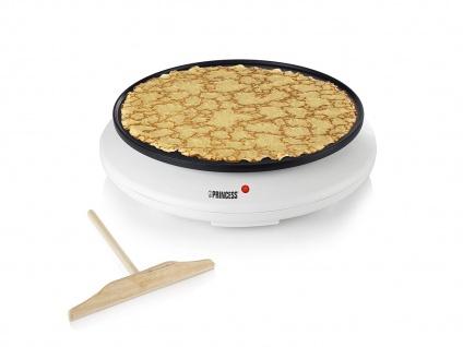 Creperie Pancake Maker für low carb und Gesunde Crepes Maschine Crepeseisen