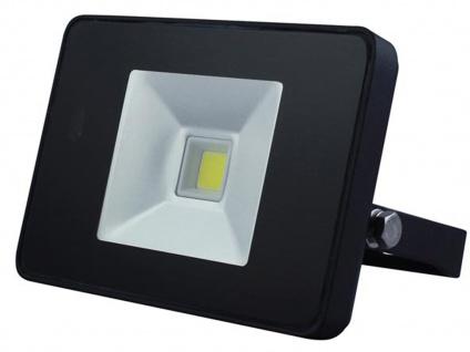 10W LED Strahler Bewegungsmelder und Fernbedienung, IP65, Außenleuchte Fluter - Vorschau 2