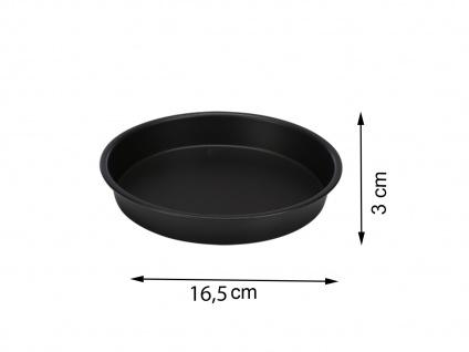 Pizzapfanne Ø20cm Zubehör für Digitale Heißluftfritteusen 4, 5&5, 2 Ltr. PRINCESS
