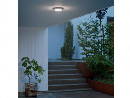 2er-Set LED Wandleuchten / Deckenleuchten CESENA weiß, 10W, 900 Lumen - Vorschau 5