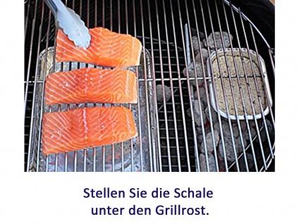 BBQ Grill Pellets Räucherpellets Buchenholz mit Gewürzen 3, 0 kg - Vorschau 5