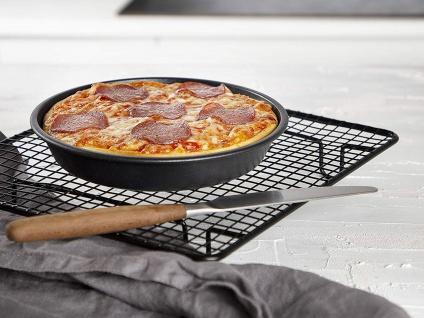 Pizza-Pfanne Ø 14 cm, Zubehör für Heißluftfritteuse Digital Aerofryer 182021 - Vorschau 5