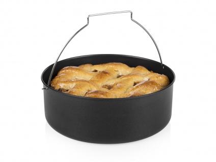 Backform Kuchen Form Zubehör für Princess Heißluftfritteuse 182025/182050/180160 - Vorschau 2