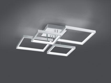 Viereckige LED Deckenlampe für Jugendzimmer, Esszimmerleuchten für über Esstisch