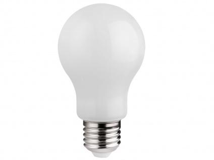 LED Leuchtmittel E27 Glühbirne, 7 Watt / 660 Lumen Warmweiß, dimmbar, A+ - Vorschau 2