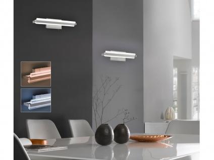 Verstellbares LED Wandleuchten 2er Set 35cm mit Schalter für Dimmen Farbwechsel - Vorschau 4