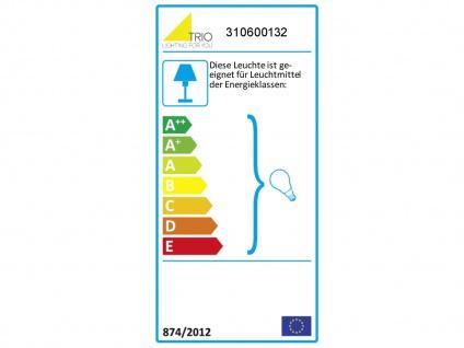 Einflammige LED Rauchglas Pendelleuchte Hängelampe Industrial für über Kochinsel - Vorschau 3