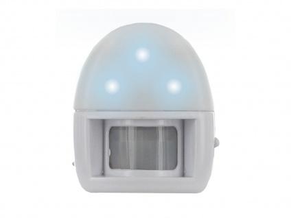 LED Nachtlicht mit Bewegungsmelder batteriebetrieben Nachtlampen ohne Strom ELRO