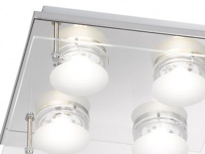 2er Set LED Deckenleuchte ENVY, 22 x 22 cm, LED Deckenlampen Deckenleuchten - Vorschau 5