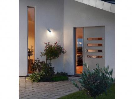 2er-Set Design Außenwandleuchte IMOLA, 3 Watt High-Power-LED, IP54 - Vorschau 4