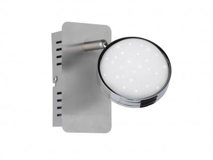 2er Set LED Wandlampe STER, dimmbar, 3000-6500K, Fernbedienung, Wandleuchte Spot - Vorschau 3