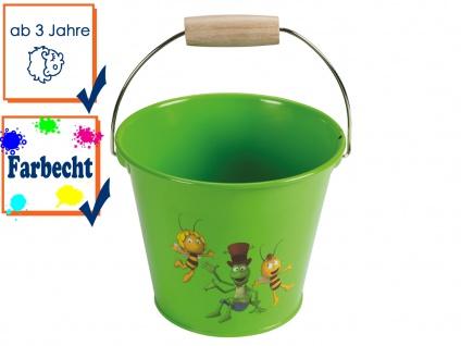 Sandspielzeug Eimer / Gartenspielzeug, -DIE BIENE MAJA-, Velleman