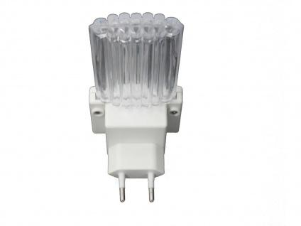 LED Nachtlicht mit Dämmerungsauotmatik, weiß Nachtlampe Kinderzimmer *NEU* - Vorschau 3