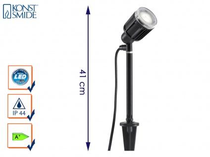 LED-Stableuchte Erdspießleuchte Gartenspot Spotleuchte Gartenstrahler AMALFI