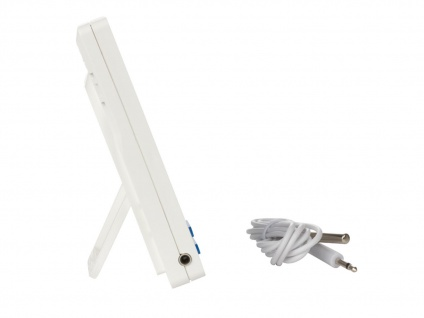 Digitalthermometer mit Hygrometer, Thermometer Innen Außen Innenfeuchte Wohnung - Vorschau 3