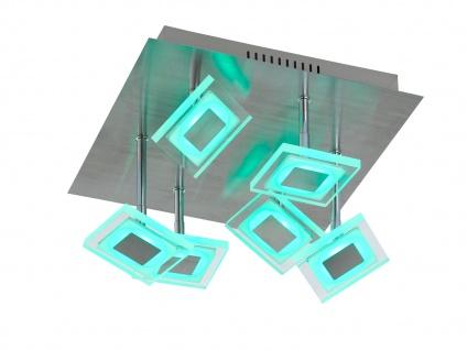 LED Deckenleuchte MEGAN, Fernbedienung Farbwechsel Dimmer, LED Deckenlampe - Vorschau 5