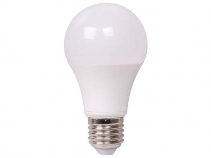 LED Leuchtmittel 10W, 810 Lumen, E27, 2700 Kelvin, Globe LED-Lampe warm weiß