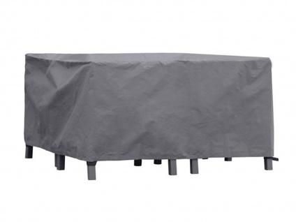 Schutzhülle Abdeckung XS für Loungemöbel, 140x140cm, Abdeckplane Lounge Garten
