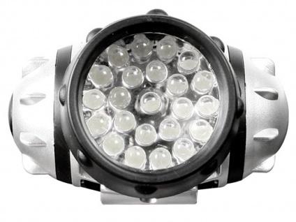 LED Stirnlampe Kopflampe ultra bright für Wandern, Trekking, Camping, Outdoor - Vorschau 3