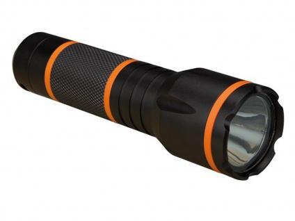 Taschenlampe mit 3W LED, Leuchtweite 150m, wasserfeste stoßfeste Outdoor Lampe