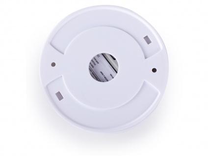6er-SET Rauchmelder 5 Jahres Batterie TÜV geprüft + Magnetbefestigung Alarm - Vorschau 4