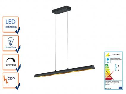 LED-Pendelleuchte RAMIRO, inkl. 4x4, 5W, je 430L, Höhe 150cm, Trio