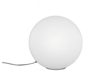 LED Tischleuchte Opalglas Kugellampen für Fensterbank Esszimmer Flur Nachttisch - Vorschau 2