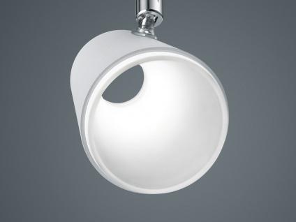 LED Wandstrahler Weiß matt Spot schwenkbar 6W - Wandleuchten Schlafzimmer - Vorschau 4