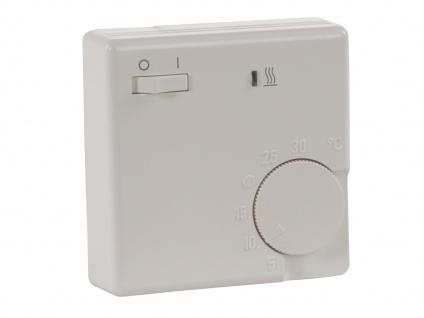 Vitalheizung Standard-Thermostat für Heizpaneele, mit Ein-/Ausschalter