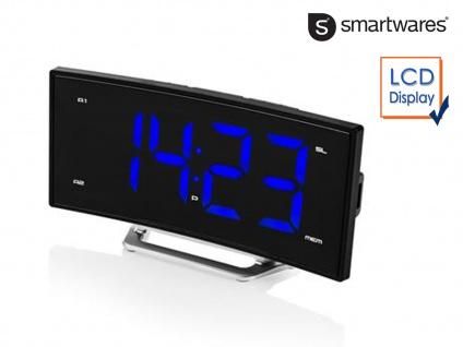 Radiowecker mit USB-Anschluss, Uhrenradio mit 2 Weckzeiten & Schlummerfunktion - Vorschau 4