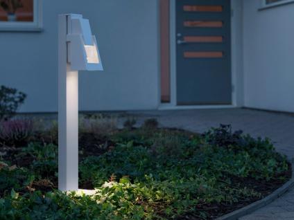 Wegeleuchte POTENZA Pollerleuchte, 350Lm, austauschbares LED Modul