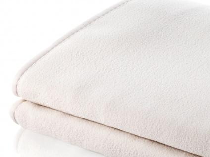 2 Stk. elektrische Fleece Unterdecken, weiche Heizdecken waschbar, Wärmetherapie - Vorschau 3