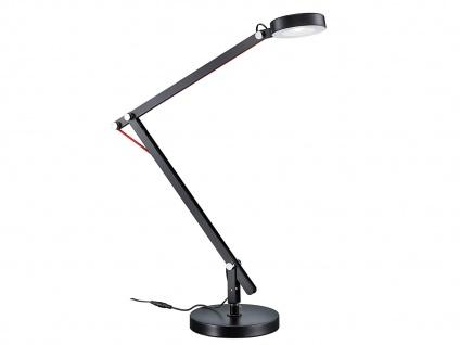 LED-Schreibtischleuchte / Schreibtischlampe in schwarz AMSTERDAM, Trio - Vorschau 2