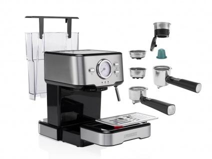 Kapselmaschine Espressomaschine Siebträger Kaffeemaschine Espressoautomaten - Vorschau 5