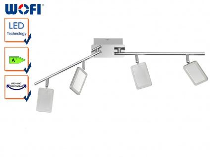LED Deckenlampe EXPLID, l. 84cm, Spotleiste LED Deckenbalken Deckenleuchte