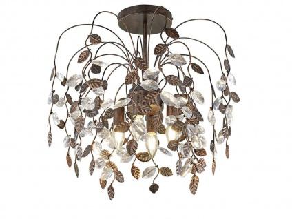 Florentiner Deckenleuchte ausgefallene Wohnzimmer Esszimmer Flur Designerlampen - Vorschau 2