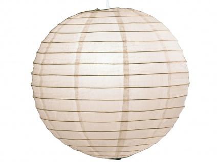 Trio Lampenschirm Japan-Kugel PAPER Papier weiß Ø 60cm, Pendelleuchte Lampion - Vorschau 2