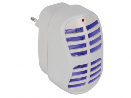 Insektenvernichter UV LED, Insekten Mücken Fliegen Falle Abwehr Fänger Schutz - Vorschau 2