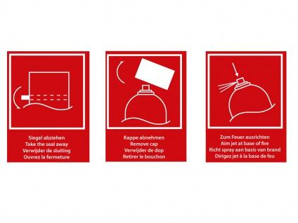 Feuerlöschspray für Entstehungsbrände Löschspray Brandlöscher - Vorschau 3