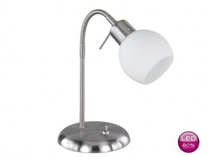 Trio LED-Tischleuchte, inkl. 1 x 4 Watt LED, E14, Höhe ca. 40 cm