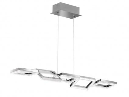 Design LED Pendelleuchte Elemente schwenkbar 25W -extern dimmbar- Esstischlampe