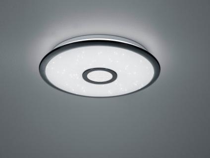 Flache LED Deckenleuchte Sternenhimmel Lampe 42cm mit Fernbedienung - Nachtlicht