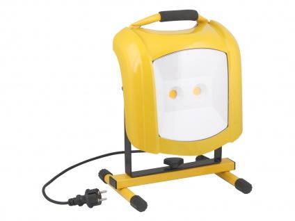 Tragbarer LED Baustrahler 65 W, 5110 Lumen, 5000 Kelvin, Smartwares