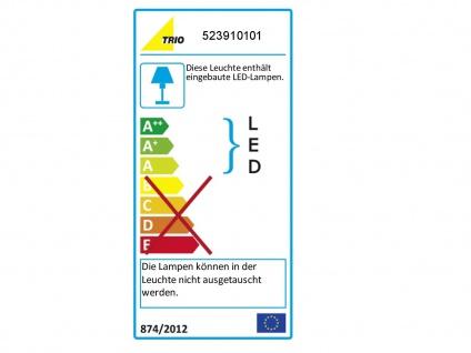 Trio LED-Tischleuchte SWAN, inkl. 7W, Sensordimmer, Lichtfarbe einst. - Vorschau 3